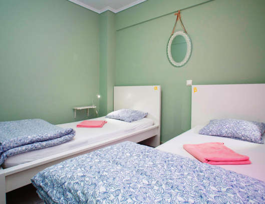 2.Superior 4 Bed Female Dorm Ensuite (Room 8)