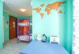 2.Superior 4 Bed Mixed Dorm Ensuite (Room 5)