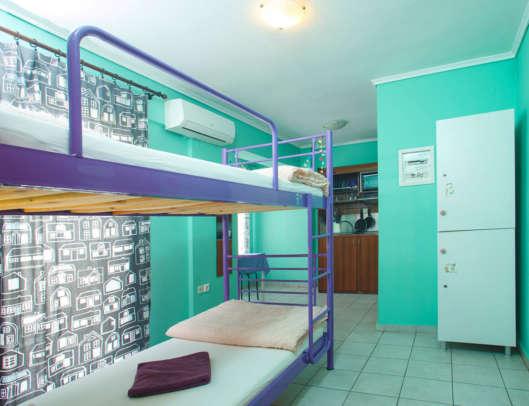 4.Superior 4 Bed Mixed Dorm Ensuite (Room 5)